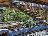 Skytown Sochi, высотно-веревочный парк