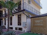 Севен, отель