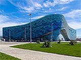 Айсберг, дворец зимнего спорта