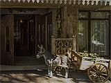 Кавказский Дворик, ресторан